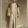 Five photographs. SLC in doctoral gown, September 1907, Tuxedo, NY.