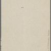 Chatto and Windus. MS Memorandum [1892].