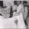 Noel Coward and Eva Gabor in the 1958 Broadway revival of Present Laughter