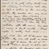 Whitman, Louisa Van Velsor, mother, ALS to. Mar. 12, 1867.