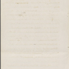 O'Connor, W. D., draft AL to the Hon. James Harlan. Jul. 21, 1865.