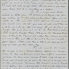 Whitman, Thomas Jefferson, ALS to his parents. Apr. 23, [1848]. With postscript by WW.