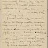 Barbour, Dr. [T. S.], ALS to. Jan. 8, 1906.