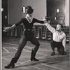 Kean [1961], rehearsal.