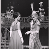 Joan Weldon and Patricia Cutts in the stage production Kean