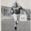 Portrait of University of California, Los Angeles, football player Kenny Washington, circa 1940