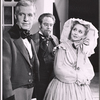 Wesley Addy, David Hurst and Celeste Holm in 1963 stage production A Month in the Country