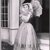 Celeste Holm in the stage production A Month in the Country