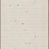 Howells, [William Dean], ALS to. Jul. 4, [1877].