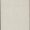 Howells, [William Dean], ALS to. Feb. 27, 1885.