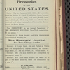 Tovey's official brewers' and maltsters' directory of the United States and Canada 1916