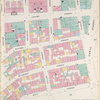 Manhattan, V. 1, Double Page Plate No. 14 [Map bounded by Elm St., Canal St., Mott St., Park Row, Pearl St.]