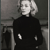 Lauren Bacall in rehearsal for the stage production Applause