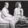 Paul Newman and Geraldine Page in the stage production Sweet Bird of Youth