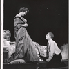 Geraldine Page and Paul Newman in the stage production Sweet Bird of Youth