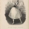 Madlle. Fanny Elssler in La tarentule. N. Currier's Lith, N. Y.