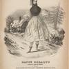Danse cosaque...Mademoiselle Fanny Elssler