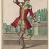 Du Moulin en habit de Paysan Dansant a l'Opera