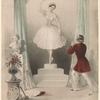 Grand quadrille, arranged from Adolphe Adams admired ballet, The marble maiden by Jullien. With portraits of Madlle. Dumilâtre & Monsr. Petipa. [J.] Brandard del. & lith.