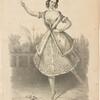Taglioni & Elssler's dances. [Lithograph] J. Pennimon del.