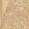 Newark, Double Page Plate No. 6 [Map bounded by Chambers St., Ferry St., Hamburgh Pl., Elm St., New Jersey Rail Road Ave.]
