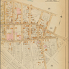 Newark, Double Page Plate No. 7 [Map bounded by Passaic River, Schalk St., Avenue L, Stcharles St., Ferry St., Chambers St.]