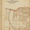Newark, Double Page Plate No. 16 [Map bounded by 8th Ave., High St., Central Ave., 1st St.]