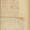 Newark, Double Page Plate No. 30 [Map bounded by Elizabeth Ave., Poinier St., Avenue B]