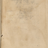 "Notebook 1: (""A""). Includes printed calendars for 1851/52; entries dated 1853-54"
