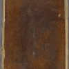 "Notebook 3: (""B""). ""A Note Book 1855."""