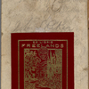 "Notebook 3: (""B""). ""A Note Book 1855"""