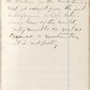 """Notebook 10: (""""K""""). """"John Burroughs 377 First St East Washington DC Mar. 24 1865"""""""