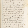 "Notebook 10: (""K""). ""John Burroughs 377 First St East Washington DC Mar. 24 1865"""