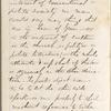 """Notebook 10: (""""K""""). """"John Burroughs  377 First St East Washington DC  Mar. 24 1865."""""""