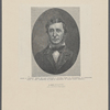 Henry D. Thoreau. (From his last portrait, a tintype, taken by Critcherson, or Worcester, Mass. , in 1861; presented to John H. Treadwell by Ralph Waldo Emerson.)