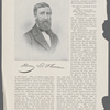 Henry D. Thoreau [signature]