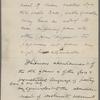 "Burroughs, John, ""Walt Whitman & his Art,"" holograph MS, with signature."