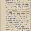 Burroughs, John, part of chapter of Field and Study on Whitman, holograph MS, unsigned.