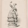 Fanny Elssler [inscribed on pedestal]