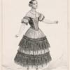 Fanny Elsler [facsimile signature].