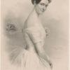 Fanny Elsler [sic]. Gez. v. Fr. Krüger.