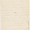 Pond, [Major James Burton], ALS to. [Sep.] 20, [1884].