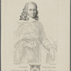 John Thurlow, secretary of state to the protectors Oliver and Richd. Cromwell. From the original in the collection of Earl Spencer.