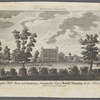 Knights Hill Farm, near Norwood in Surrey the seat of Edwd. Ld. Thurlow Lord Chancellor