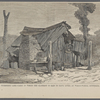 The Tichborne case--cabin in which The Claimant is said to have lived, at Wagga-Wagga, Australia.