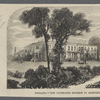 England.--The Tichborne mansion in Hampshire.