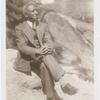 Candid portrait of journalist and writer George S. Schuyler, circa 1930s.
