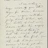 Howells, W. D., ALS to SLC. Jul. 8, 1908.