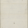Redpath, [James], ALS to. Sep. 15, 1871.