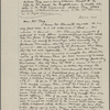 Twe, Didwo, letter to. Oct. 23, 1906. Copy of letter dictated to Isabel Lyon.